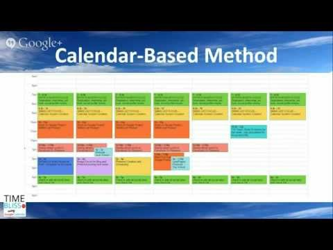 Powerful and Practical Google Calendar Based Time Management Strategies w/ Phyllis Khare
