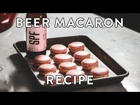 Macarons for Your Mom | Test Kitchen | Ingrain