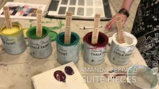 How to easily mix custom Chalk Paint® colors