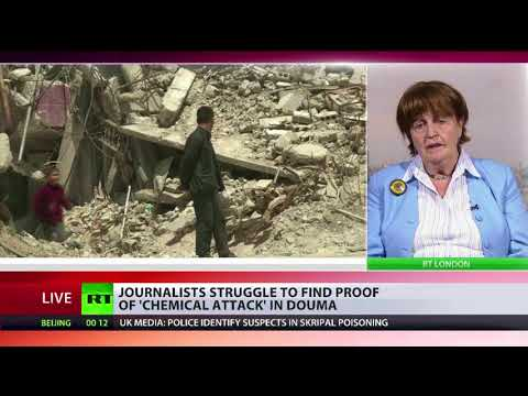 """Baroness Cox: """"People are very keen to hear the view of Syrians, the BBC's reporting is very biased"""""""
