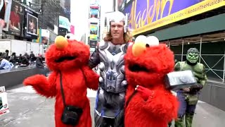 The Amazin' Life, presented by Coca-Cola: Syndergaard in NYC