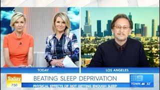 Dr. Karp on Today Show - World Sleep Day Australia