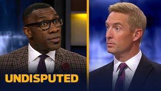 Joel Klatt would be shocked if Kyler Murray isn't selected No. 1 in the NFL Draft | NFL | UNDISPUTED