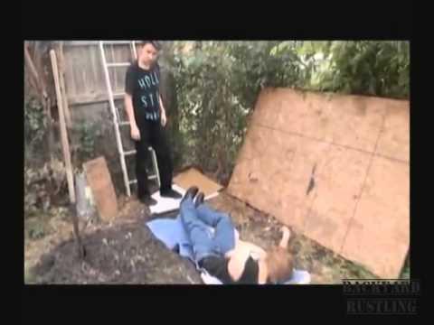 Backyard Rustling - Frost VS Punisher (Buried Alive)