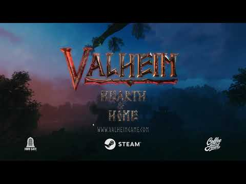 Valheim Hearth & Home – Out now!