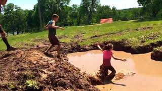 Lord's Gym Kids Mud Run 2018