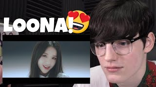 "(LOONA) ""favOriTe"" 이달의 소녀 MV Reaction! (SOTY OMG)"