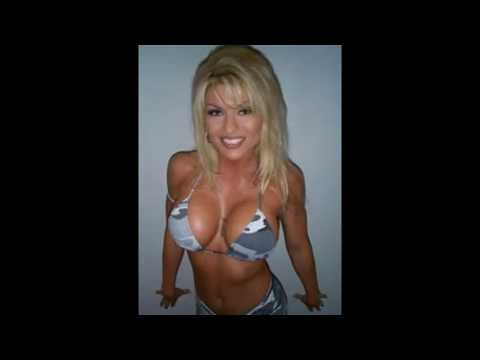 WCW Babe Tylene Buck (Major Gunns) sexy tribute