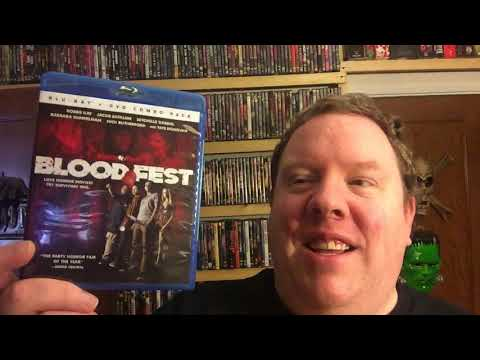 31 Days of Horror 2018 Day 5 Blood Fest 2018 streaming vf