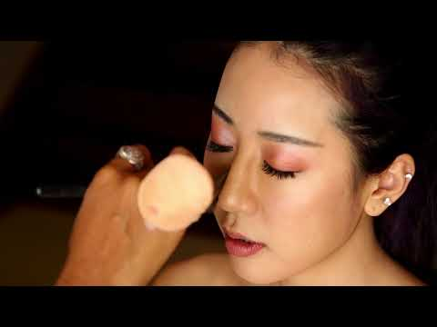 Phuket Makeup Artist Service : Zhang Tao + Lu Gang