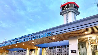 El Salvador Airport 4K