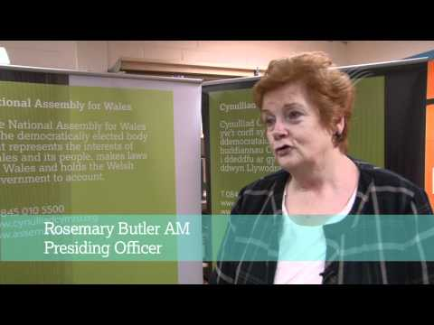 Presiding Officer's Tour of Wales - North Wales