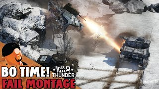 War Thunder - Fail Montage #47