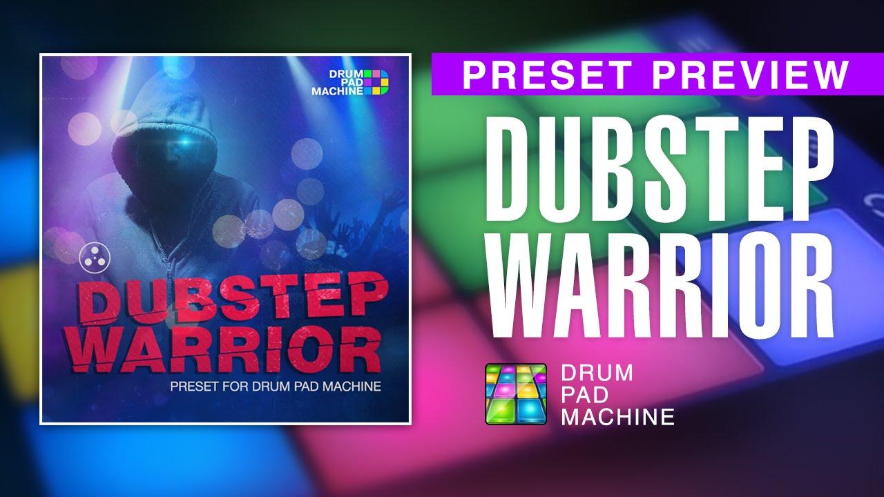 how to make dubstep track using drum pad machine app youtube. Black Bedroom Furniture Sets. Home Design Ideas