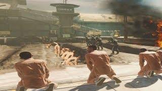 Prison Break Mission - Call of Duty Advanced Warfare
