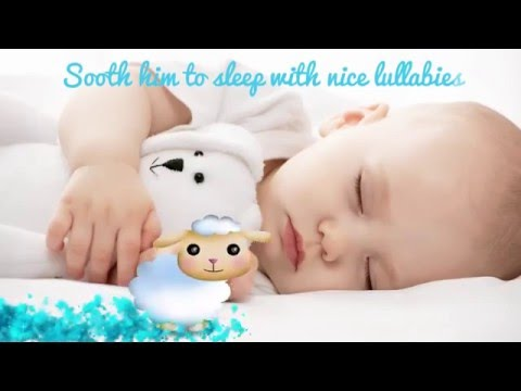 Baby Night Light: sooth your baby to sleep