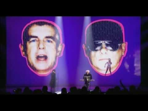 Brits 2009 Pet Shop Boys Medley Lady Ga Ga Killers Brandon Flowers