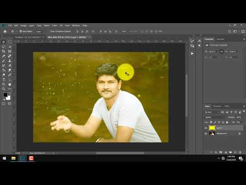 How to #Convert #Shape into #frames in #Photoshop CC 2019 | Photoshop Tutorial in Tamil thumbnail