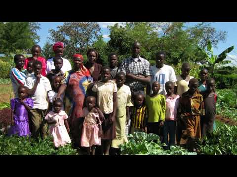 Africans, The Best Organic Farmers In The World - Organics 4 Orphans
