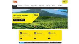 Idea Rings All India   Hello Honey Bunny