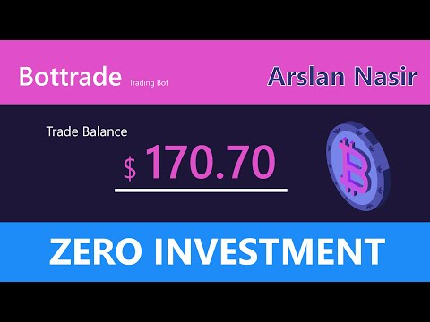 Bottrade.cc | New Bitcoin Earning Site 2020 | $8.75 Live Payment Proof In Urdu Hindi Zero Investment