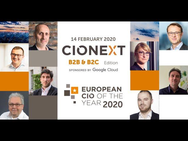 CIONEXT – 14 FEB 2020 – Meet 9 top Digital Leaders in Europe!