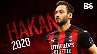 Hakan Calhanoglu The Genius At Work 2020