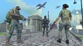 لعبة مهمة كوماندو بمنظور اول 2021 - العاب اطلاق نار جديدة مجانية screenshot 3