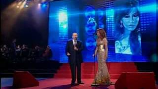 Byblos Festival 2010 - Wadih el Safi with Najwa Karam - W Kberna Ya Baye - Part 2