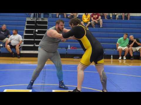 Frank Gotch Worlds 2017 Losers Round 2: James Bunn vs Jake Lahniers