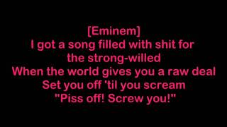 Eminem- venom lyrics