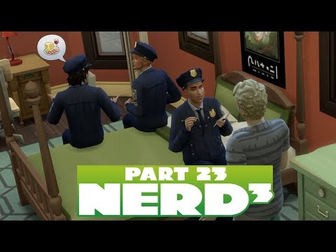 Nerd³ Lives in The Sims 4 - 23 - Crappy Sims Investigation