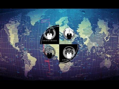ХАКЕРЫ ANONYMOUS   Анонимус: Операция новая кровь