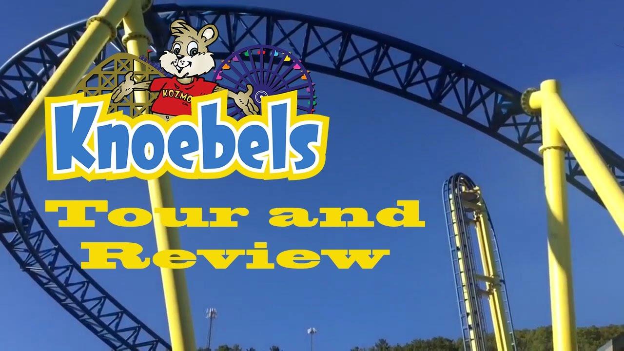 Knoebels Amut Park: Tour & Review on