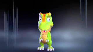 Zoobe Pets - Дракончик Блин Хочет Шубку