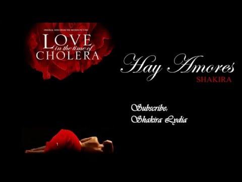 Shakira - Hay Amores [Lyrics]
