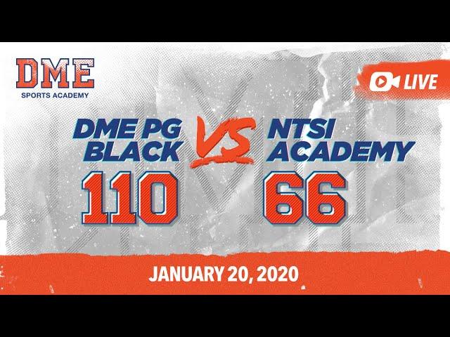 DME PG Black vs NTSI