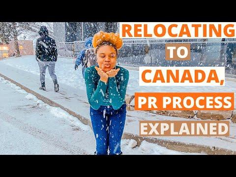 CANADA EXPRESS ENTRY 2020 || RELOCATING TO CANADA || CANADA PR PROCESS