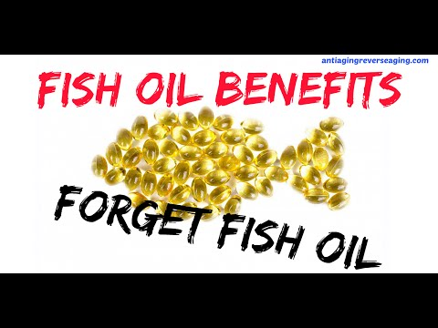 Fish Oil Benefits - Forget Fish Oil