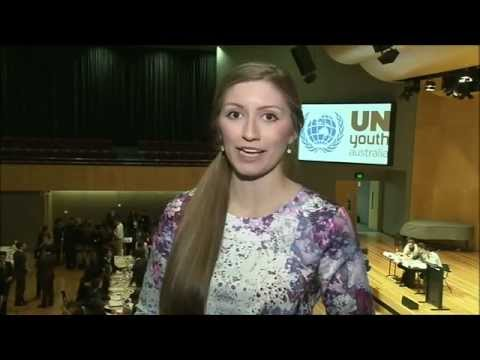 Youth UN Conference in Hobart