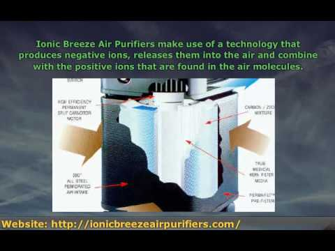 Ionic Breeze Air Purifiers Insight