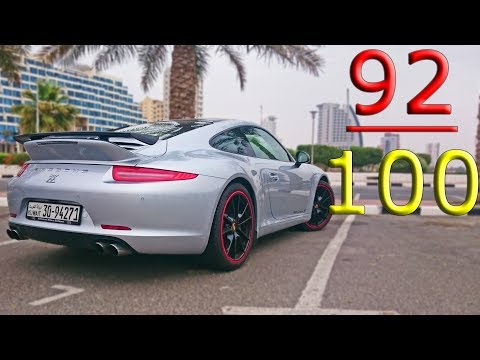 991.1 Porsche Carrera S Kuwait Exclusive, Detailed Review