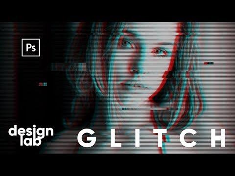 Portrait Glitch Effect / Photoshop Tutorial thumbnail