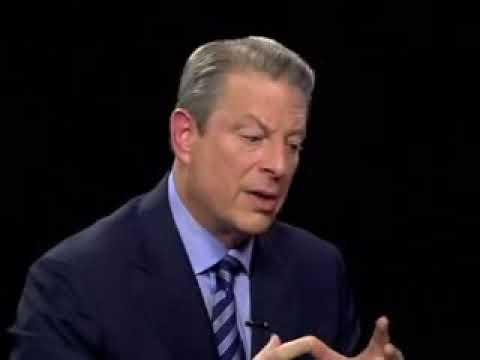 Al Gore on Charlie Rose - Spike Dub