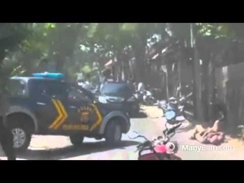 [News] Penembakan Amokrane, Bule Asal Prancis di Bali