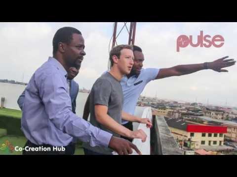 Founder of Facebook Mark Zuckerberg Visits Nigeria Unannounced | Pulse TV News