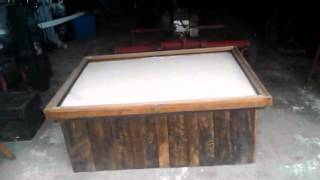Display Coffee Table For Sale