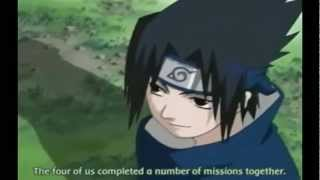 Naruto Amv THE PAIN OF SASUKE My Immortal HD