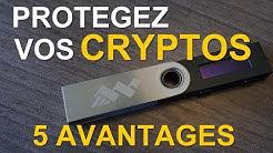 Clé usb crypto-monnaie [5 AVANTAGES]