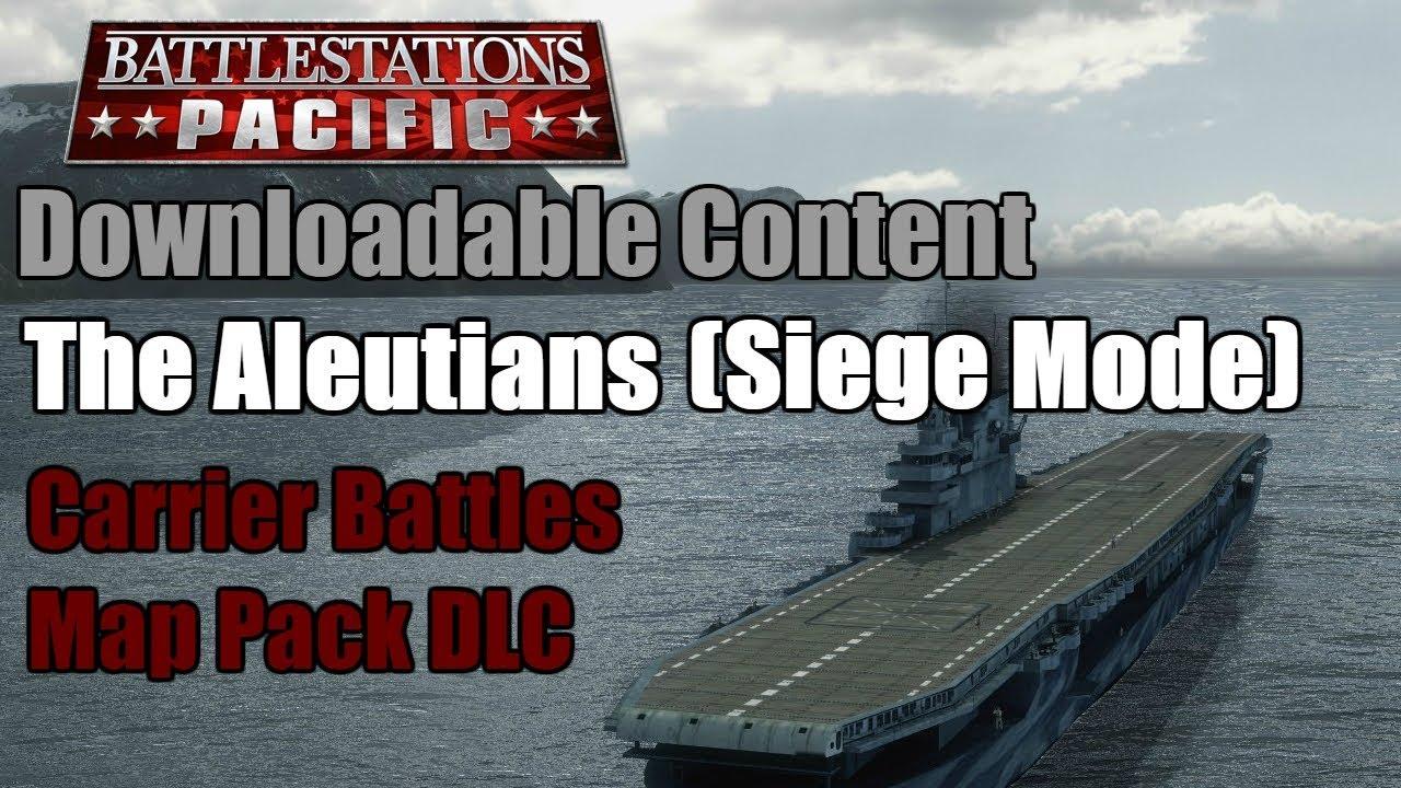 Battlestations: pacific dlc.